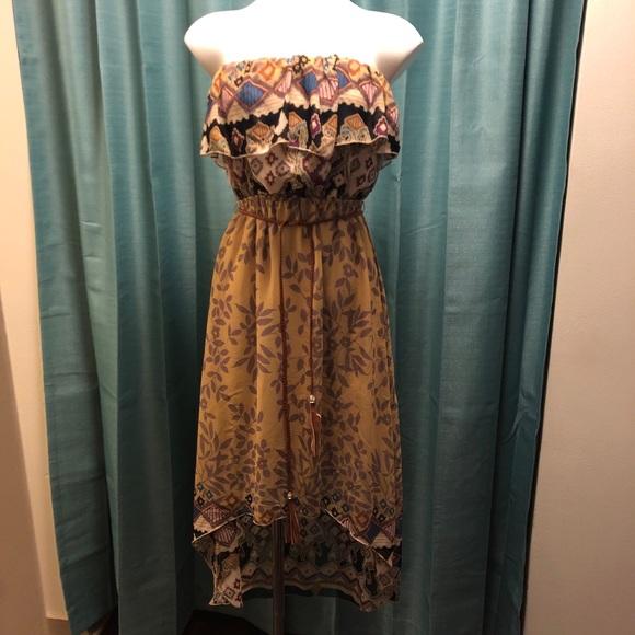 24c9e08ee Dresses   Peaches N Cream Beach Dress Highlow S   Poshmark